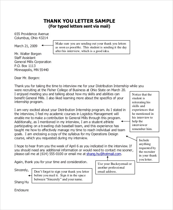 7+ Sample Business Thank You Letters Sample Templates - thank you for your business email