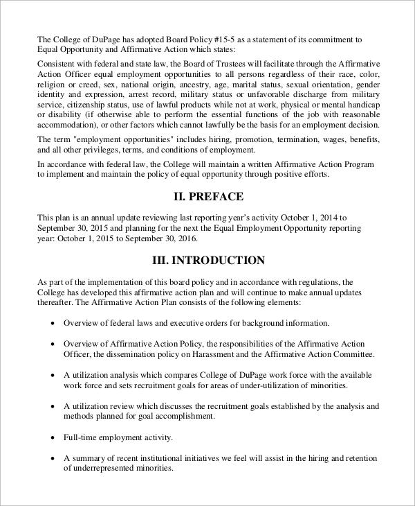Affirmative Action Officer Sample Resume  NodeCvresume