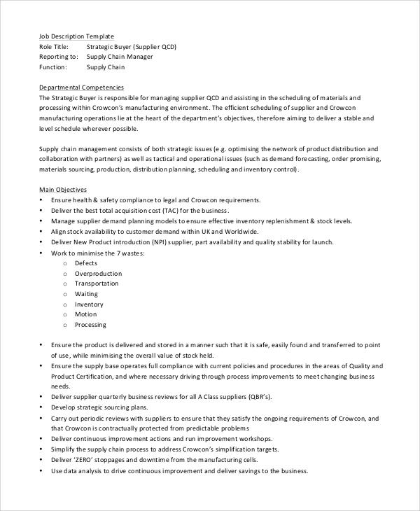 Stock Broker Job Description StockControllerJobDescription Sample