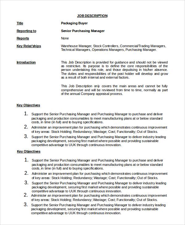buyer job description 2019vaultradio