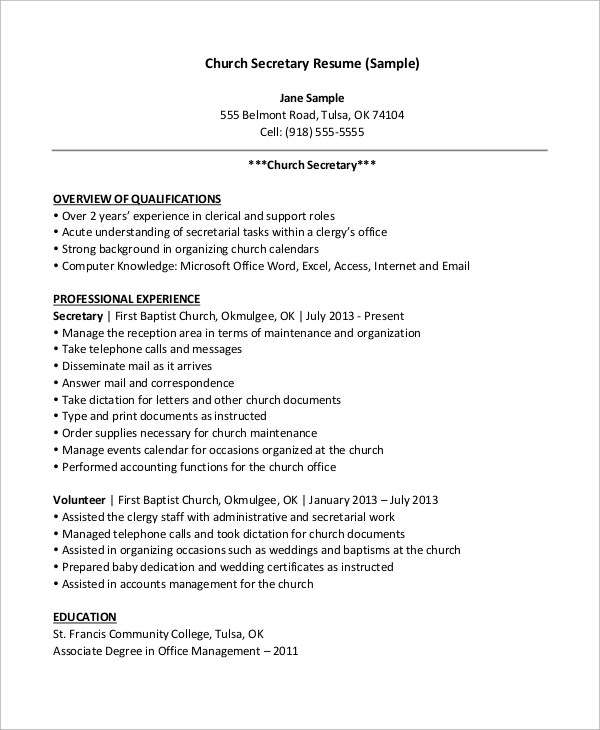 How to Write the Best Research Paper Ever! resume format for office - secretary resume format