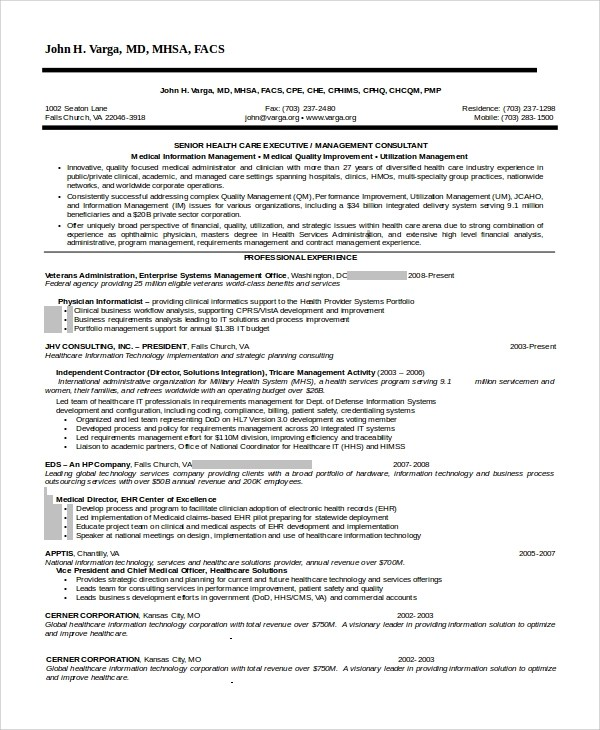 resume sample in word 10 examples in word information technology director resume