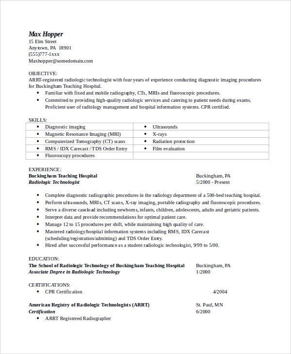 mail courier resume how do you start essay introduction help with - radiologic technologist cover letter