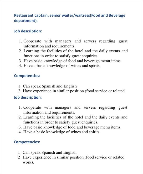 Essay Writing, Part 3 How To Form A Proper Thesis - TalentEggca - description of waitress for resume