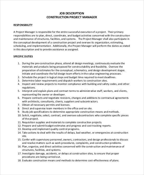 Construction Laborer Job Description Construction Laborer - carpenter job description