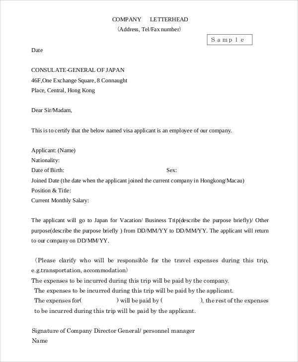 Letterhead Sample - 7+ Examples In Pdf, WordLetterhead Sample In - personal letterhead template