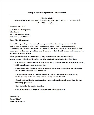 Superintendent Cover Letter Sample wwwpicturesso