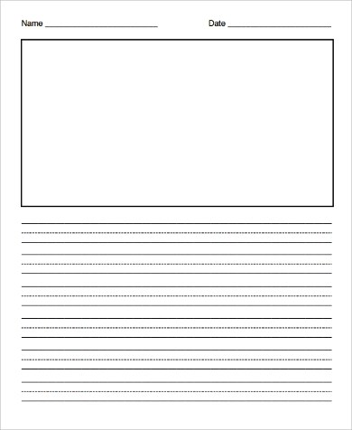 Lined Paper PDF Sample - 9+ Examples in PDF