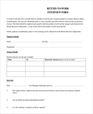 Release Form Employee | Cover Letter Samples For Warehouse Jobs