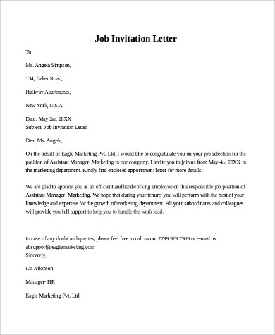 Invitation Letter Sample Photo 2 Of 2 Sample Wedding Invitation - invitation letter sample