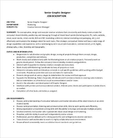 Game Designer Job Description 2018 Job Descriptions 4231539 - game designer job description