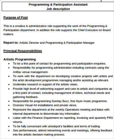 Software Developer Job Description sinha-medlar group - position - programmer job description