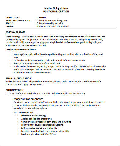 Canada and USA Immigration Laws Custom Essay Example paper about - marine biologist job description