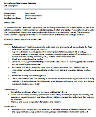 Warehouse Distribution Resume. Warehouse Distribution Manager