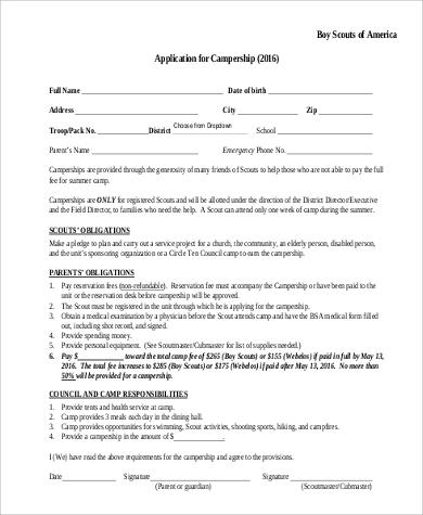 boy scout medical form | cvletter.billybullock.us