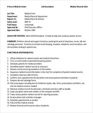 ... Medical Officer Job Description Job In Nepal Job Vacancies By   Medical  Administrative Assistant Job Description ...