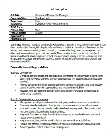 duties of finance manager finance finance manager job description
