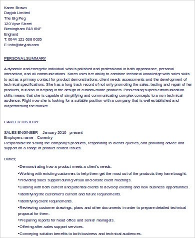 Non Technical Resume Format Resume Format For Freshers Free