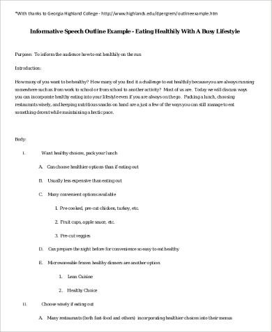 7+ Informative Essay Examples Sample Templates