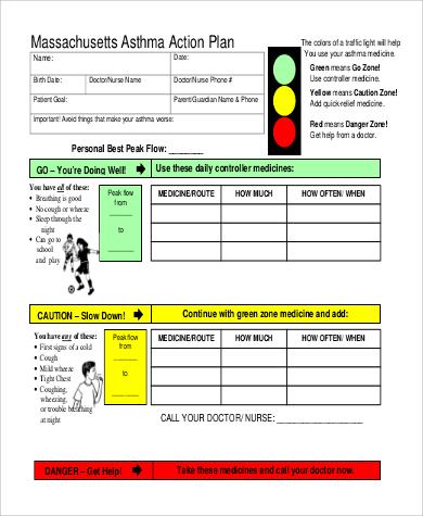 Asthma Action Plan  NodeCvresumePaasproviderCom