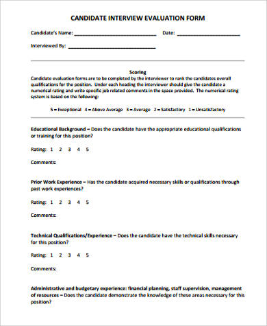 interview assessment form template - Vatozatozdevelopment - assessment form in pdf