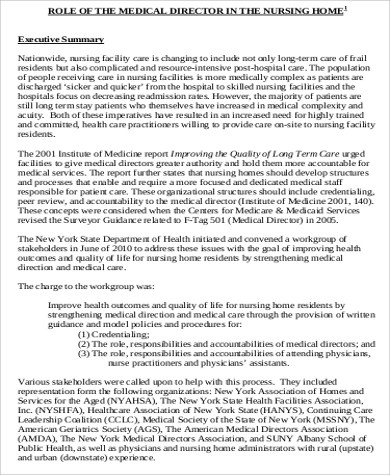 Maintenance Director Job Description Sample - 8+ Examples in Word, PDF