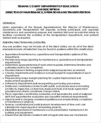 Plant Manager Job Description Manufacturing Plant Manager Cover - plant superintendent resume