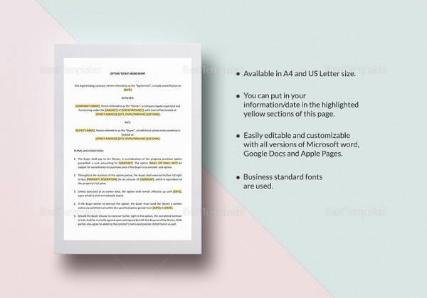 11+ Sample Car Purchase Agreements Sample Templates
