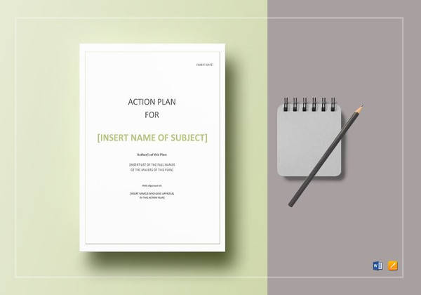 7+ Sample Smart Action Plans Sample Templates - sample smart action plan