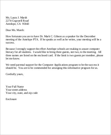 6+ Personal Business Letter Samples Sample Templates - personal business letter example