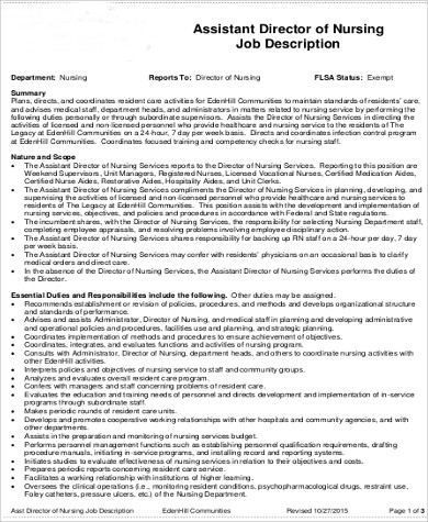 ... Nursing Assistant Job Description Nursing Aide Resume Resume   Cna Job  Resume ...