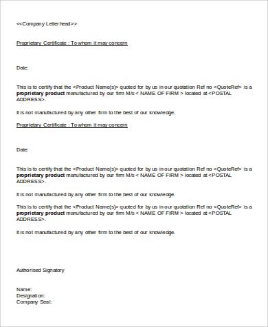 Letterhead Sample In Word - 6+ Examples In WordLetterhead Sample - personal letterhead template