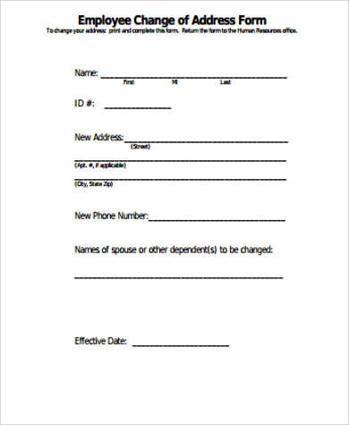 Name Change Form Property Tax Form For Change Of Name In Municipal