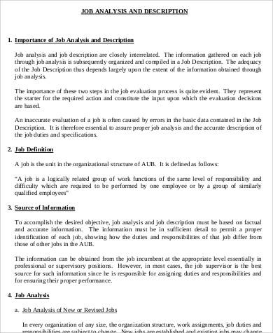 job analysis essay principle of chns analysis essay power point help