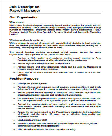 payroll specialist job description lukex payroll specialist job description - Data Specialist Job Description
