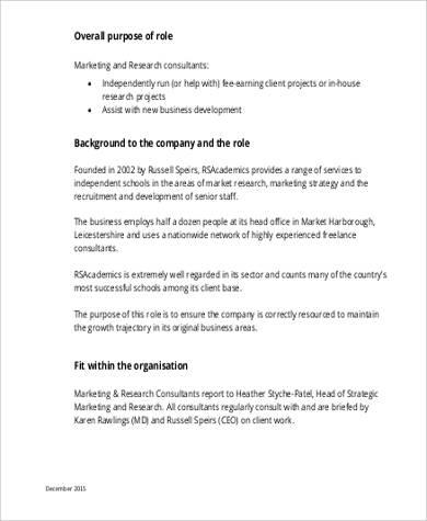 research consultant job description - zrom - office intern job description