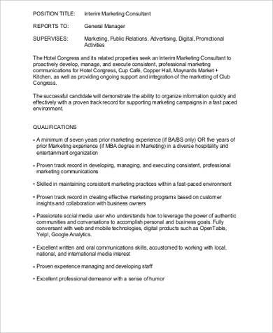 marketing communications specialist job description hashdoc. a film ...