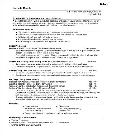 Writing An Attention Grabbing Career Objective Free Dolwnload Doc - career change resume objective