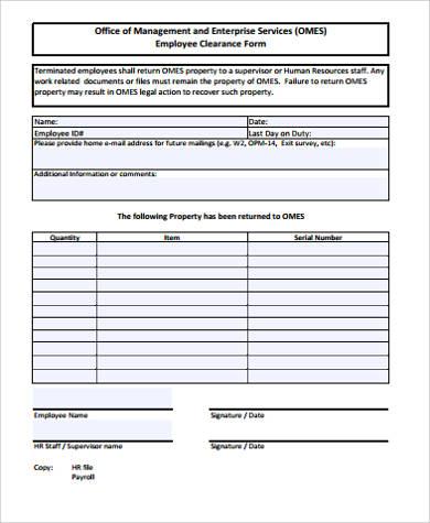 simple employee information form - Josemulinohouse