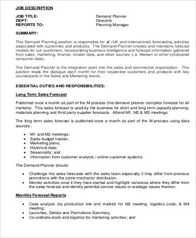 9+ Retail Associate Job Description Samples Sample Templates - retail associate job description