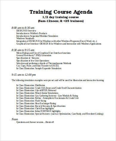 Training Agenda Sample TempMeetingagendaweekly Jpg Free Meeting - Sample Training Agenda