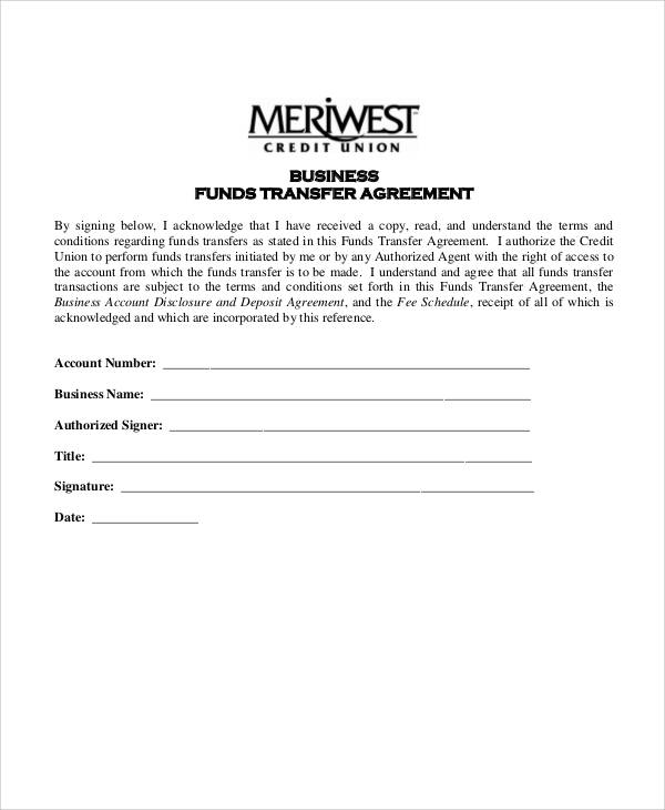 Sample Business Transfer Agreement - 6+ Examples in Word, PDF