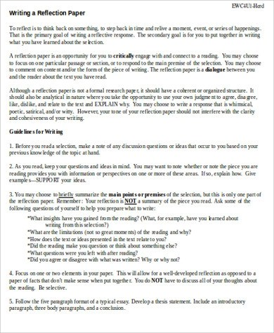 reflective essay thesis reflective essay thesis page bill pay