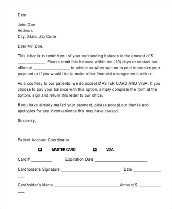6+ Sample Payment Received Receipt Letters \u2013 PDF, DOC Sample Templates - payment received format