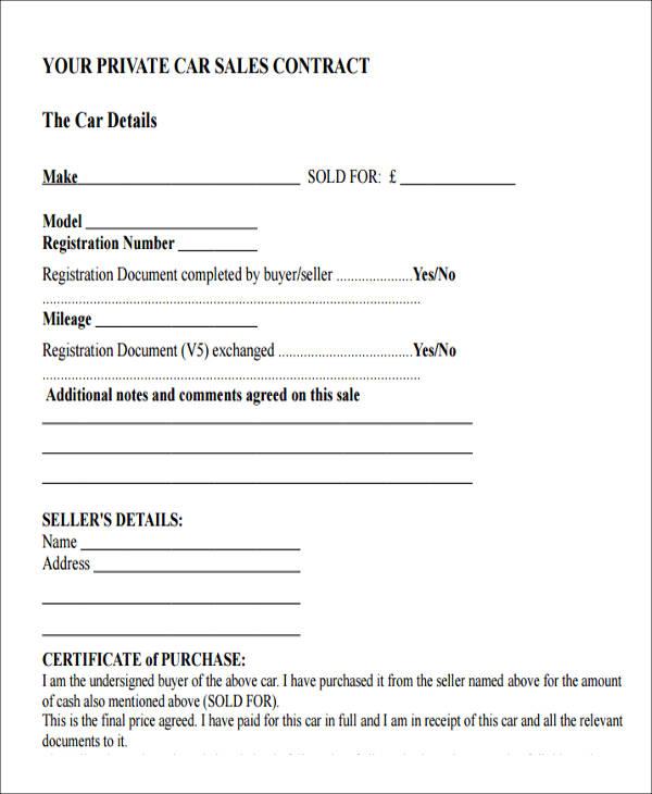 9+ Car Payment Receipts Sample Templates