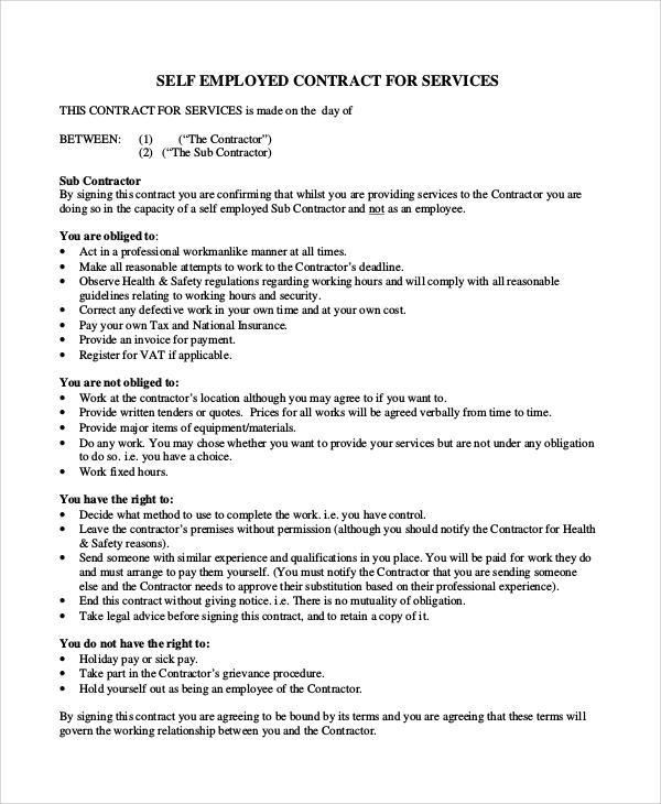 Agreement Format For Contract Labour Best Resumes Curiculum - agreement for labour contract