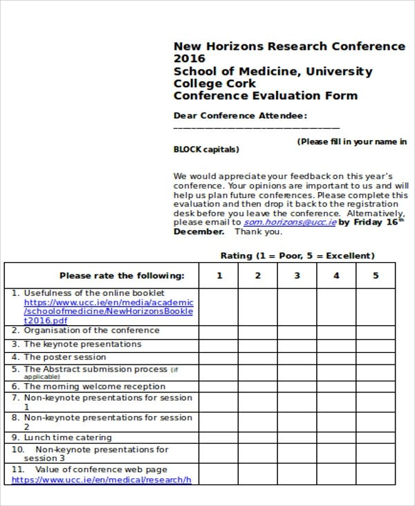 Best Evaluation Form In Word Gallery  Best Resume Examples And