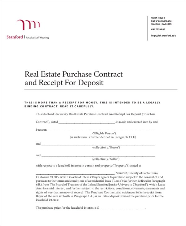 Down Payment Receipt Template down payment receipt sample 9 – Down Payment Receipt Template