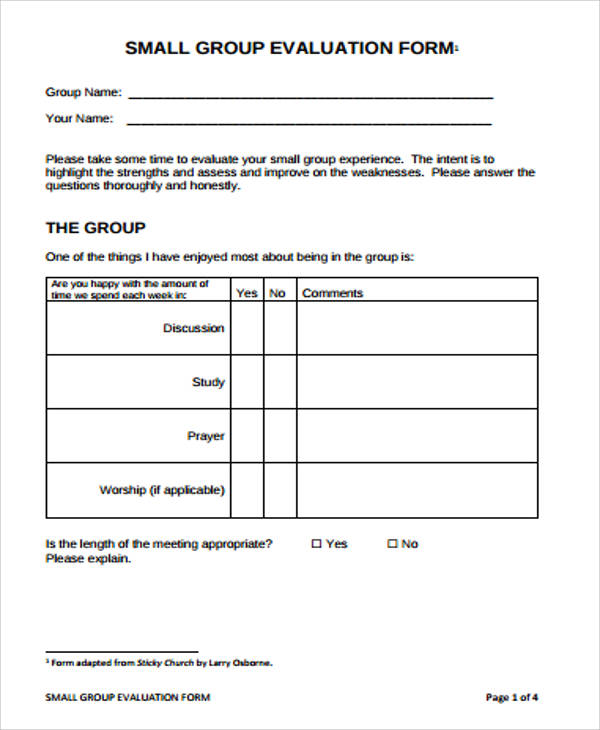 Peer Evaluation Form Sample ophion - peer evaluation form sample