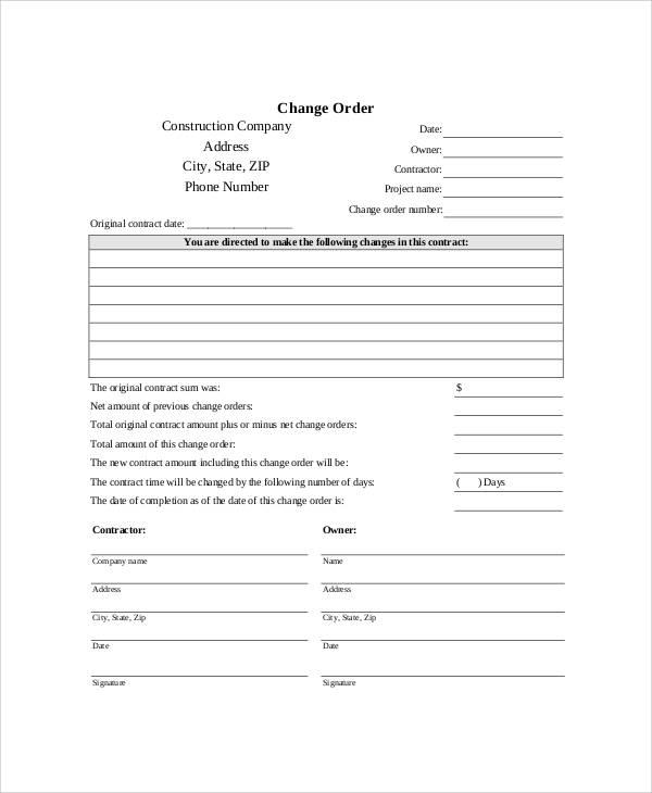 Printable change of address form jobsbillybullockus – Printable Address Change Form